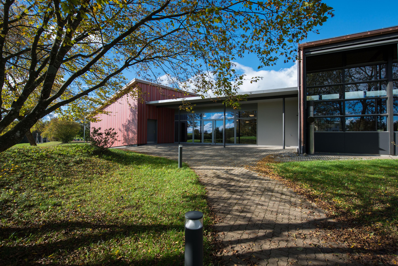 Minergie Doppelkindergarten & Turnhalle Lohn Holzbau 3