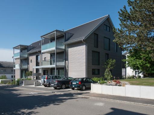 Minergie-MFH Wohn- & Geschäftshaus, Ossingen