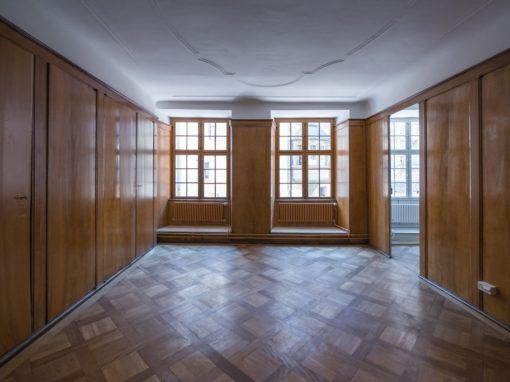 Modernisierung Haus zum Zuber