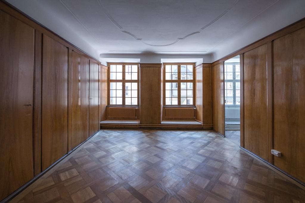 Modernisierung Haus Zum Zuber Altstadt Schaffhausen 1