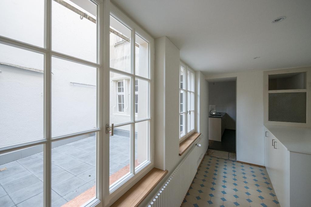 Modernisierung Haus Zum Zuber Altstadt Schaffhausen 2