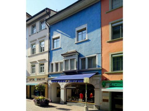 Sanierung Oberstadt 8&10, Schaffhausen