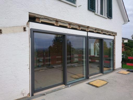 Umbau EFH Riesen, Schaffhausen