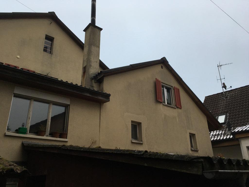 Umbau Wohnhaus Eggimann Oberhallau