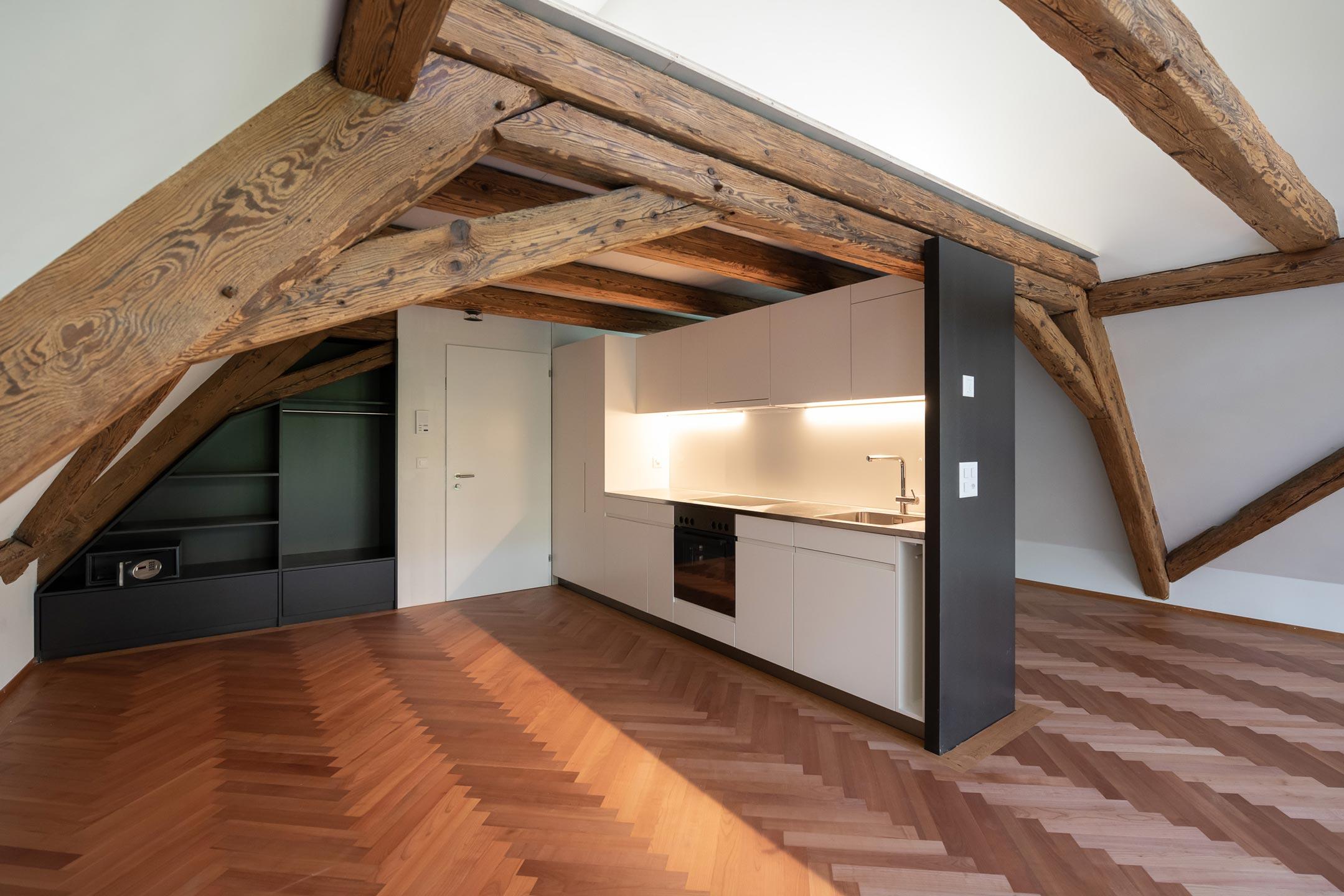 Umbau Hotel Tanne Schaffhausen Studio In Der Remise