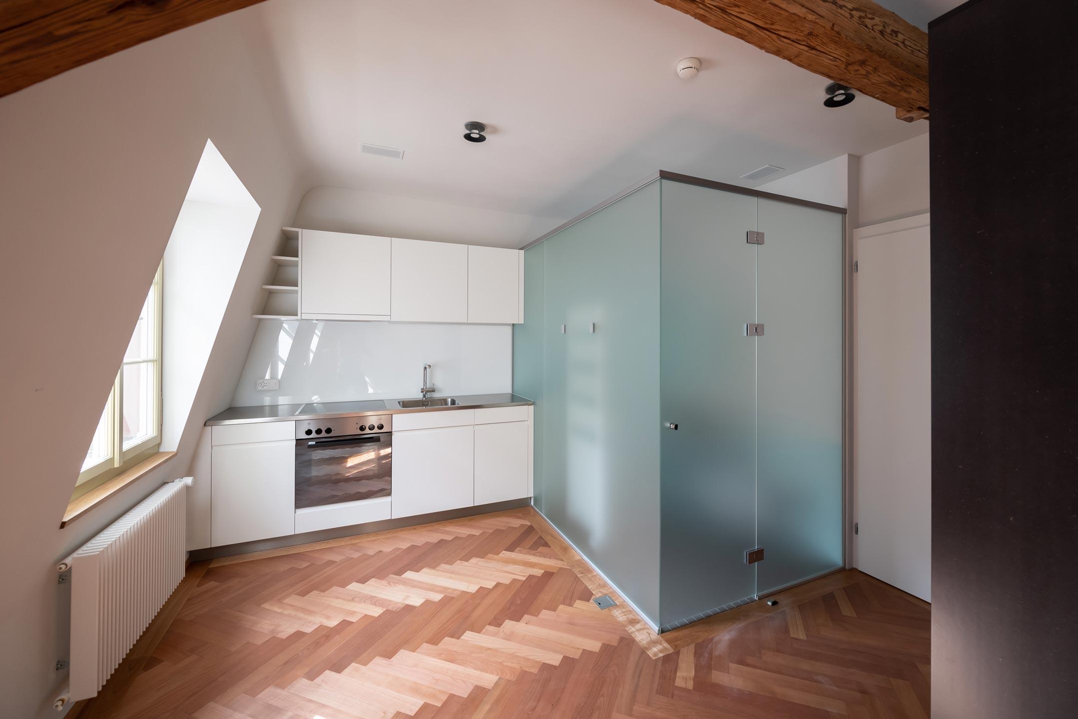 Umbau Hotel Tanne Schaffhausen Studio