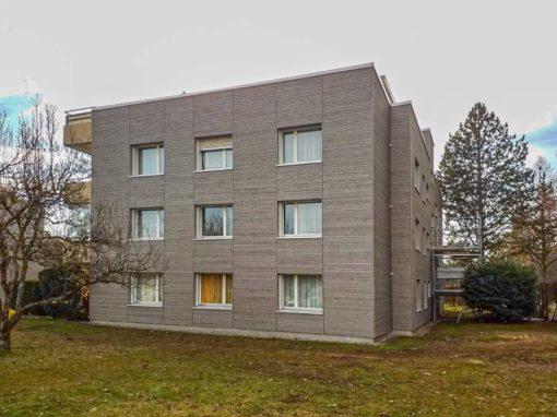 Fassadensanierung Trüllenbuck, Schaffhausen